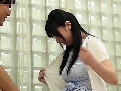Horny Japanese chick in Exotic HD, Massage JAV scene