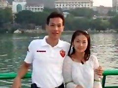 vakre store pupper kinesisk knullet i hotel