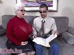 Fat Ass Monster Saggy Knocker Plump Whore Claudia Marie Fucked