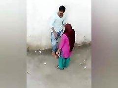 Indian Lover Romance Outdoor, Desi Girl Man Romance, village