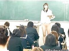 סופר חם. בנות יפניות מהבהב part6