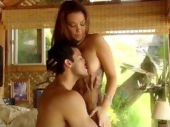 Softcore Pornography Scene - Sophia Santi in Erotic Traveler