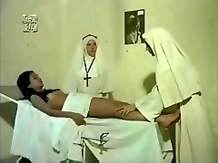 Obgyn sequence in a foreign film