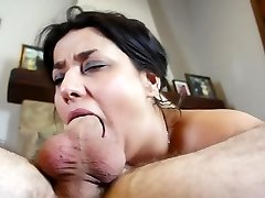 Hot girl enjoys sex