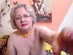 PAWG Oma-Modell auf webcam weiß, wie man Ihren job 69084