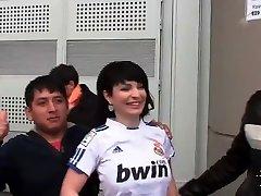 LECHE 69 Barcelona vs Madrid verejného sex