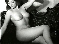 Glamour Nudes 581 50s and 60s - Scene Two