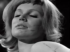 TASTE THE WHIP - vintage 60's female dominance caning
