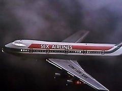 Alpha France - French porn - Full Movie - Les Hotesses Du Sexe (1977)