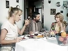 Classic porn from 1981 with these horny stunners getting boinked