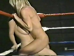 Naked Ring Grappling