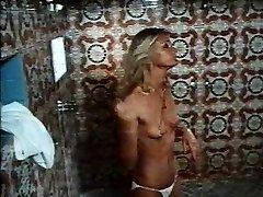 1970s movie Hard Erection bathroom sex scene