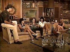 Exotic pornstars P.J. Sparxx and China Gal in amazing public, antique adult episode