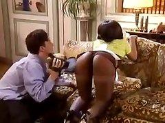 French Black Maid