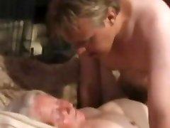 Grandson Penetrates His Very Old Grandma