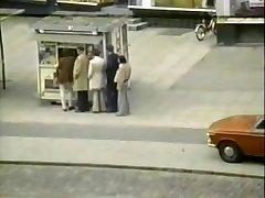 antique 70s german - Wegen Geilheit geschlossen - cc79