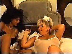Best pornstar in nasty cunnilingus, big booty sex video