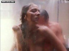 Kim Cattrall - Naked Sex Scenes, Boobies, Shower - Above Suspicion (1995)