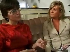 Incredible Threesomes, Mature hook-up clip