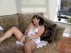 Horny amateur Mature, Vintage adult scene