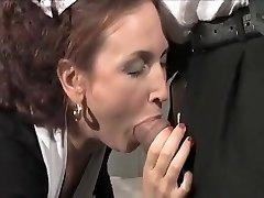 Best Brunette, Natural Knockers sex clip