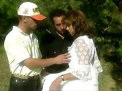 Krisztina Schwartz - The Bride has an Ass-fuck Threesome