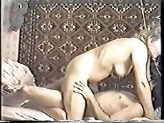 Russian homemade couple (VHS, 1995)
