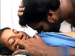 Indian Porn Mature Couple Tantalizing Shagging