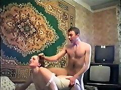 Retro Amateur Russian Porn
