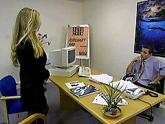 XXXJoX Lana Cox Secretary Forced By Boss
