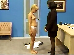 Prepared  bald  spanked and fingered