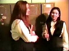 vintage spanking of american schoolgirls
