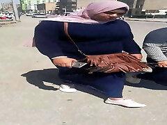 two hijab nymphs - Bnat Sharmouta