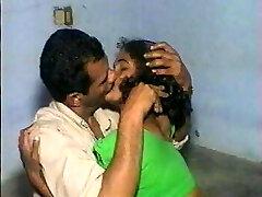 Vintage 90s Indian pornography movie BEHIND CLOSED DOORS