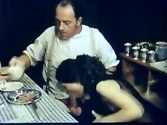 Father and His Step Stepdaughter Start To Live Together - Classic Taboo