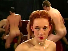 wonderful bukkake 116 redhead classic