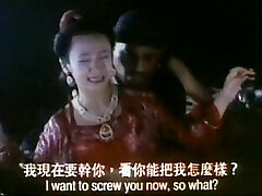 Yung Draped movie sex scene part 3