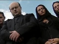 StepDad's Porn Pt. 2: Ancient Italian Funeral Porn Featuring Rich People