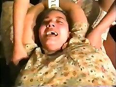 Tickling her sister (vintage full clip)