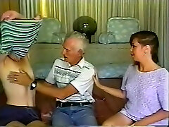 Hottest First-timer record with Young/Old, Cunnilingus scenes