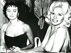Sophia Loren explains providing Jayne Mansfield side-eye