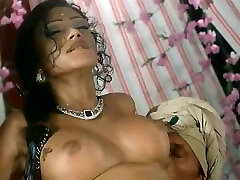 Oriental goddess being fucked in every hole