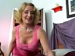 Extraordinaire Blonde, Fetish xxx clip