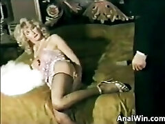 Vintage Anal Fingering And Fucking