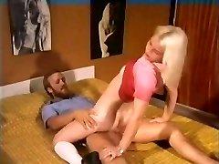 Antique Blonde Teen Scene