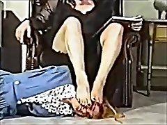 Vintage Foot Queen
