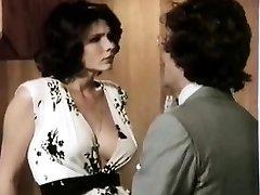 Veronica Hart, Lisa De Leeuw, John Alderman in classic porn