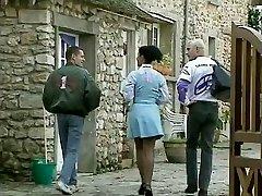 Debora Coeur - German Maid boned by Stranger