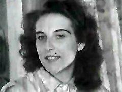 Retro - As Grandma was youthfull - wanking