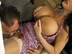 Gigantic tits milf..wet pussy!